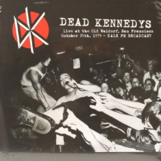 Dead Kennedys - Old Waldorf Live (Fm)