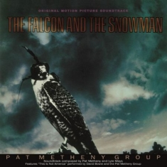 Original Soundtrack - Falcon And The Snowman