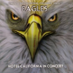 Eagles - Hotel California In Concert Colored