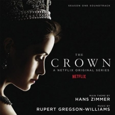 Original Soundtrack - Crown Season 1 -Coloured-