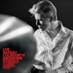 David Bowie - Live Nassau Coliseum '76 (2Lp)