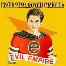 Rage Against The Machine - Rage Against The Machine/Evil i gruppen CD / CD Hårdrock hos Bengans Skivbutik AB (2377186)