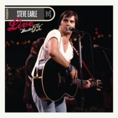 Earle Steve - Live From Austin Tx (Cd+Dvd)