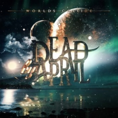 Dead By April - Worlds Collide (Signerat kort)
