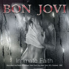 Bon Jovi - Intimate Fate (2 Cd) Live Broadcast