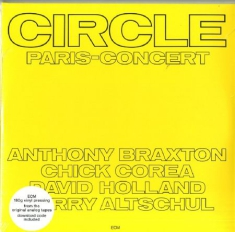Circle - Paris-Concert (2 Lp)