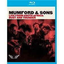 Mumford & Sons - Live In South Africa - Dust And Thu i gruppen MUSIK / Musik Blu-Ray / Pop hos Bengans Skivbutik AB (2384583)