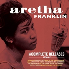 Franklin Aretha - Complete Releases 1956-62