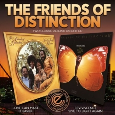 Friends Of Distinction - Love Can Make../Reviviscence