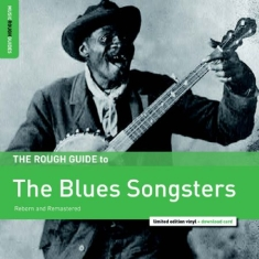 Blandade Artister - Rough Guide To Blues Songsters