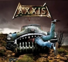 Axxis - Retrolution (Digipack)