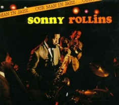 Rollins Sonny - Our Man In Jazz
