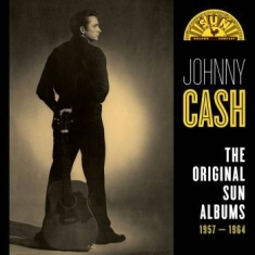 Cash Johnny - Original Sun Albums 57-64