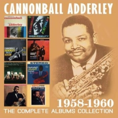 Cannonball Adderley - Complete Albums Collection The 1958