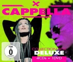 Capella - Collection Deluxe (4Cd+Dvd)