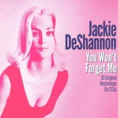 Deshannon Jackie - You Won\t Forget Me