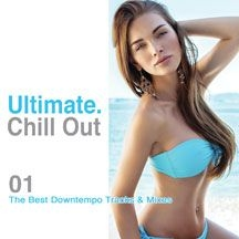 Blandade Artister - Ultimate Chill Out 01: The Best Dow