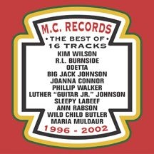 Blandade Artister - M.C. Records: The Best Of