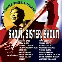 Blandade Artister - Shout, Sister, Shout!: A Tribute To