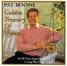 Boone Pat - Golden Treasury Of Hymns