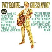 Boone Pat - Sings Guess Who?