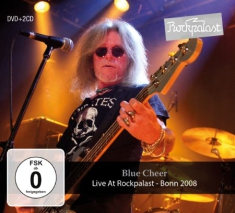 Blue Cheer - Live At Rockpalast 2008 (2Cd+Dvd)