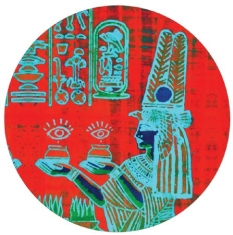 Al Lover Meets Cairo Liberation Fro - Nymphaea Caerulea Ep (Pic Disc)