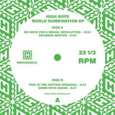 High Boys - World Numbination Ep