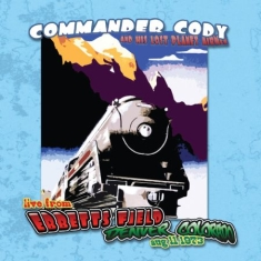 Commander Cody - Live At Ebbet's Field