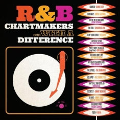 Blandade Artister - R&B Chartmakers With A Difference