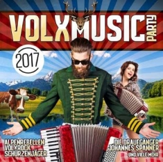 Blandade Artister - Volxmusic Party 2017