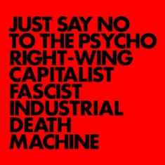 Gnod - Just Say No To The Psycho Right-Win