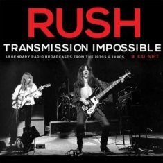 Rush - Transmission Impossible (3Cd)