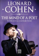 Cohen Leonard - Mind Of A Poet The (Dvd Documentary
