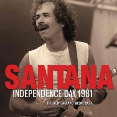 Santana - Independence Day 1981 (Live Broadca