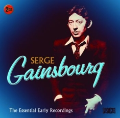 Gainsbourg serge - Essential Early Recordings