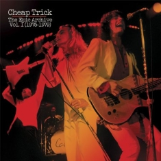 Cheap Trick - Epic Archive 1 - 1975-79