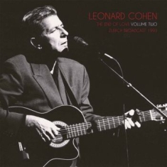 Cohen Leonard - The End Of Love Vol. 2