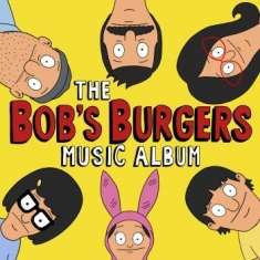 Blandade Artister - The Bob's Burgers Music Album