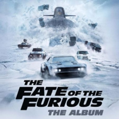 Blandade Artister - Fast & Furious 8: The Album