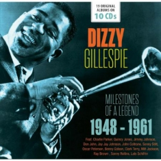 Gillespie Dizzy - Milestones Of A Legend