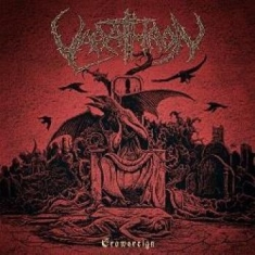 Varathron - Crowsreign (2 Lp Black Vinyl)