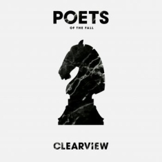 Poets Of The Fall - Clearview (White Vinyl)
