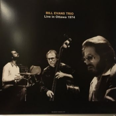 Bill Evans Trio - Live In Ottawa 1974