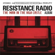 Blandade Artister - Resistance Radio: The Man In The Hi