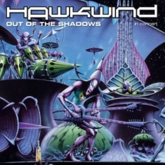 Hawkwind - Out Of The Shadows (Cd+Dvd)