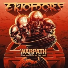 Ektomorf - Warpath (Cd/Dvd)