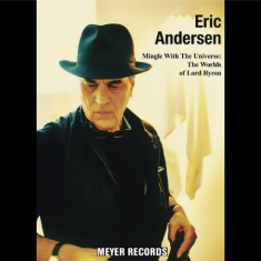 Andersen Eric - Mingle With The Univers