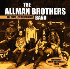 Allman Brothers Band - First Live Recordings