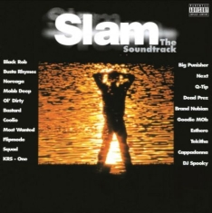 Original Soundtrack - Slam: The Soundtrack -Hq-